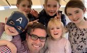 Inside NSW's premier Dominic Perrottet's personal cheer squad that features six children and a pregnant wife