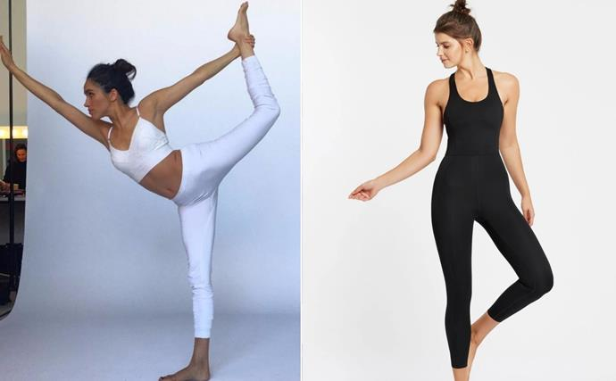 Downward dog like Duchess Meghan! We've found the best yoga workout outfits and accessories