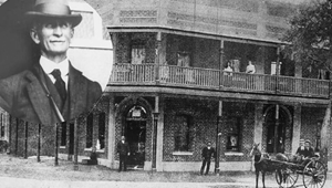These are Australia's most haunted hotels, but would you be game to stay the night?