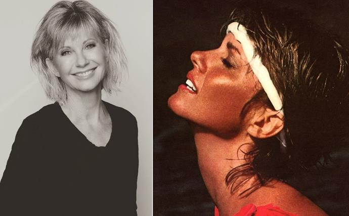 After 40 years, Olivia Newton-John has revealed her innocent mistake when she recorded Physical