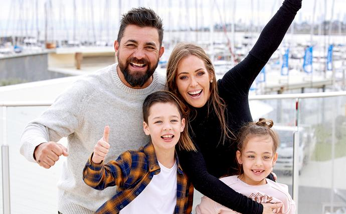 EXCLUSIVE: The Block contestants can't contain their emotions during a reunion with their families after 11 weeks apart