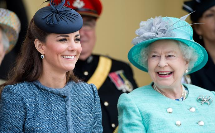 """She's born to rule! Why the Queen is so proud of """"magnificent"""" Kate Middleton"""