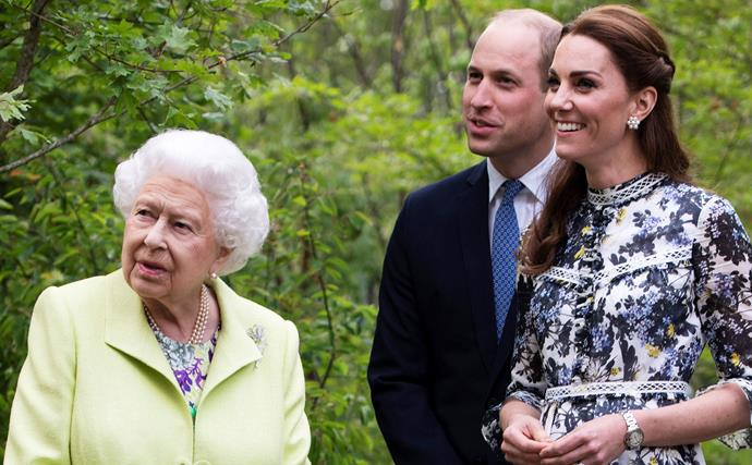 Speculation over Prince William and Kate Middleton's whereabouts after the Queen's health scare left royals reeling