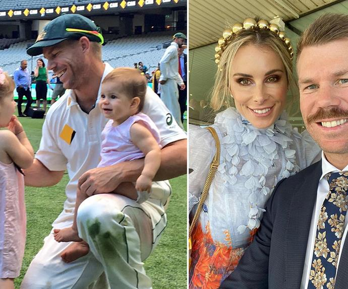 """""""My world!"""" How David Warner always shows his dedication to wife Candice Warner and their three daughters"""