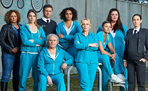 Cue the tears! Wentworth stars get emotional as the cult prison drama comes to an end after nine seasons
