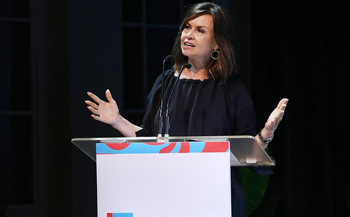 Lisa Wilkinson reveals how being bullied in school impacted her journalism career and outlook on women