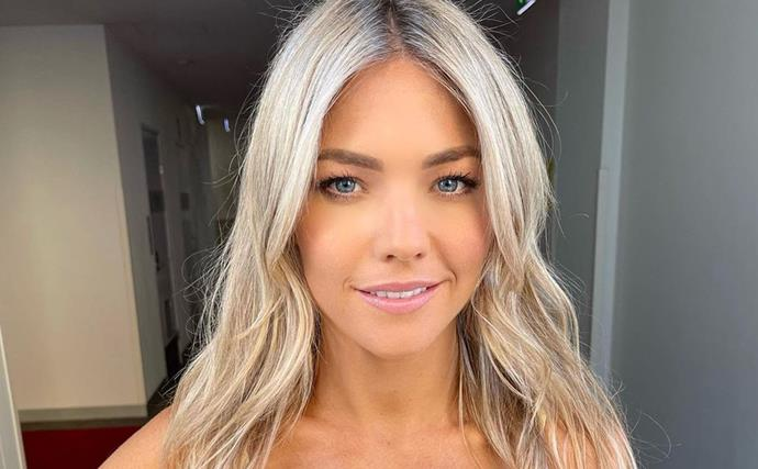 After her controversial video, Sam Frost returns to Instagram with a letter dedicated to her family, friends and Home and Away colleagues