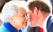 How Prince Harry reacted when he received news of the Queen's latest health scare