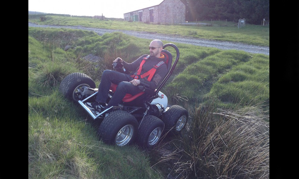 Topgear Hex Hog Wheelchair 4 Jpg