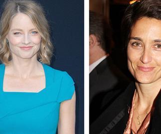 Jodie Foster dating Ellen DeGeneres' ex-girlfriend