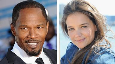 Is Jamie Foxx dating Katie Holmes?