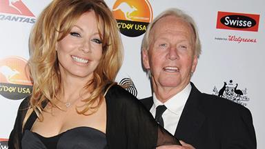 Paul and Linda Hogan split