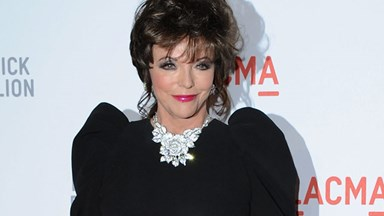 Joan Collins: Classic Hollywood beauty is over