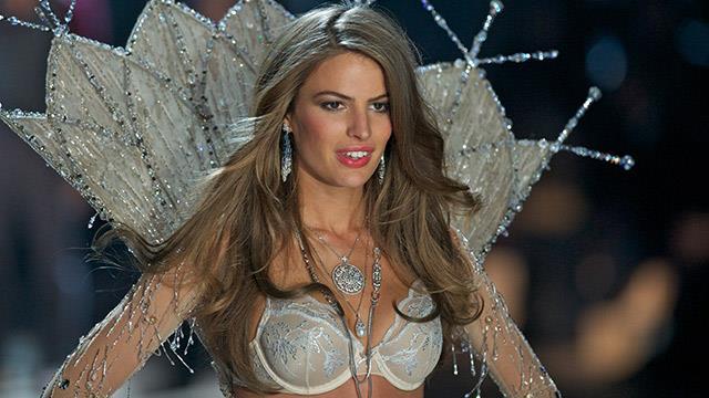 Victoria's Secret models aren't as confident as you think