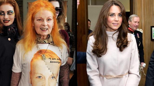 Designer labels Duchess's wardrobe as 'wasteful'