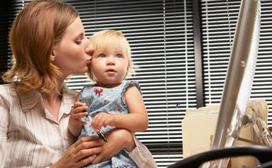 Working mums aren't in it for the money
