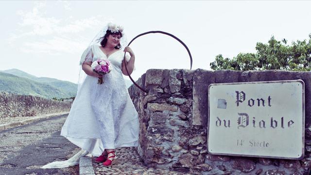 I married a bridge!