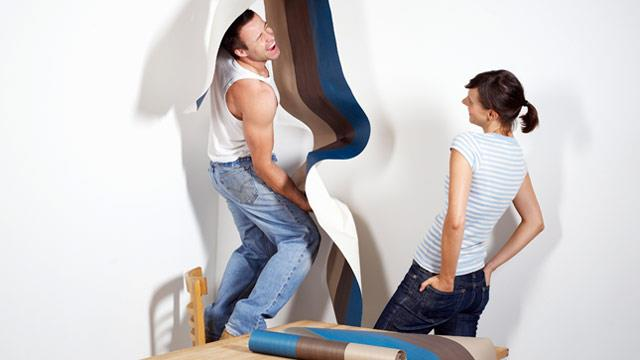 Four out of 10 men would hire someone to do DIY jobs