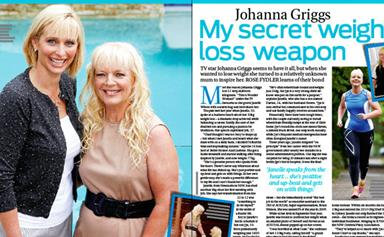 Joh Griggs: My secret weight loss weapon