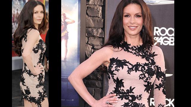 Catherine Zeta-Jones reveals her secret to staying slim