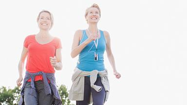 Why a walking workout works wonders