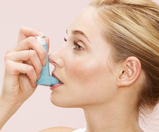 Bushfire warning for asthma sufferers