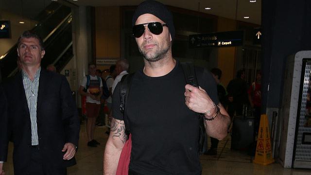 Ricky Martin arrives ahead of <i>The Voice</i>