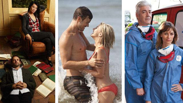 In review: Safe Haven, Lincoln and more!