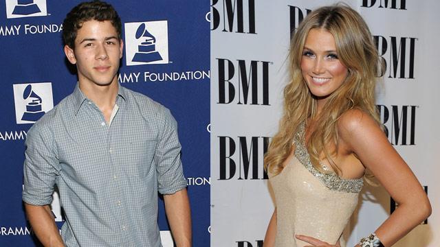 Delta Goodrem and Nick Jonas split