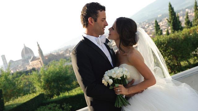 Tammin Sursok: My romantic Italian wedding!