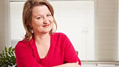 """Sue Pieters-Hawke on her mum and """"the day Blanche slapped me"""""""
