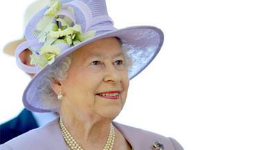 The Queen's fond farewell