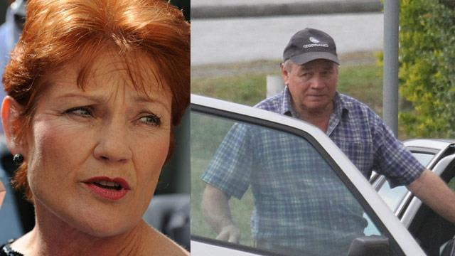 Pauline Hanson: Meet my new man!