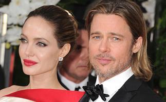 Brad Pitt talks wedding plans