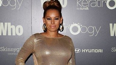 Mel B is new host on Dancing with the Stars
