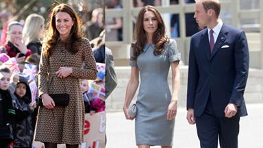 Kate Middleton's mission to eat up!