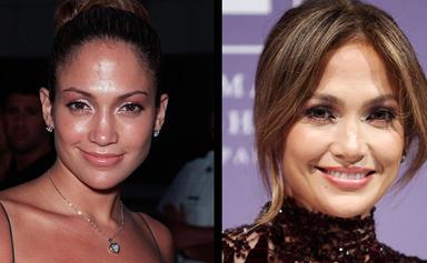 J.Lo: I've never had plastic surgery!