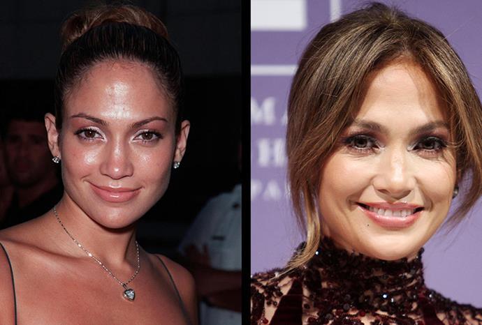 Jennifer Lopez defends her looks.