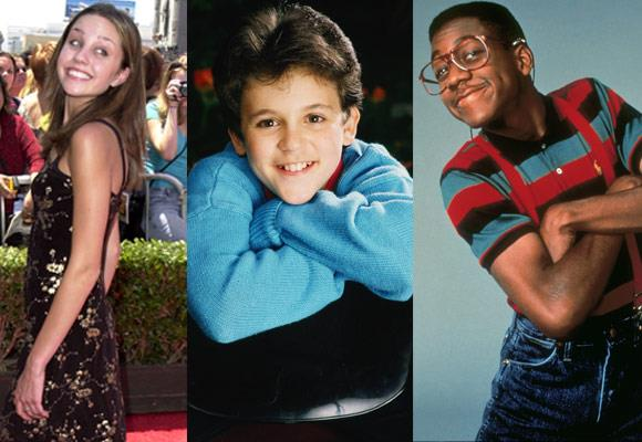 We knew them when they were fresh-faced and just starting their Hollywood career, but are these famous '90s child stars still recognisable today?