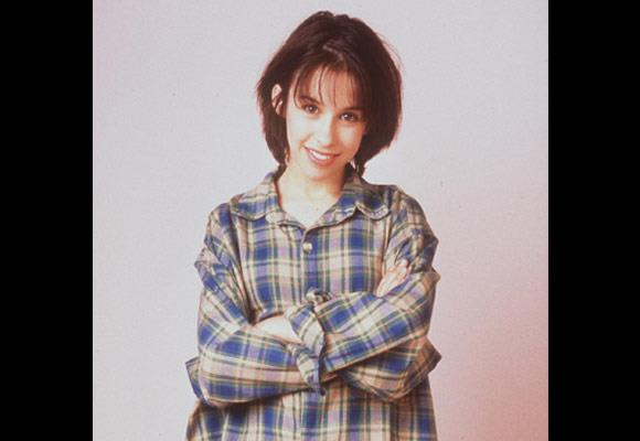 Lacey Chabert hit our screens as the sweet and innocent Claudia Salinger in *Party of five*.