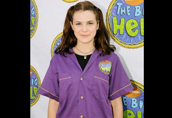 Larisa Oleynik was best known for her role as Alex in the hit children's show *The Secret World of Alex Mac*.