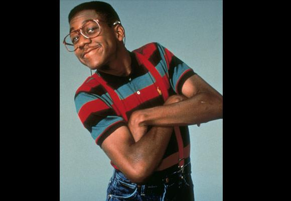 Who could forget Steve Urkel in *Family Matters*? Jaleel White played the loveable nerd in the hit TV series.