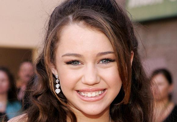 Teen queen Miley Cyrus won our hearts with her TV show Hannah Montanna.