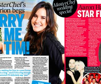Masterchef's Marion wants to be married