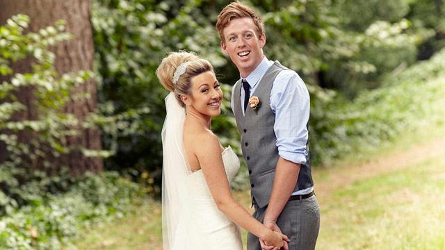 The Block's Josh and Jenna's wedding