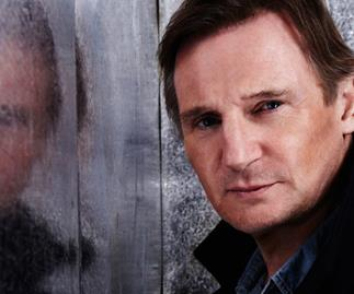 Five minutes with Liam Neeson