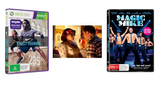 In review: Magic Mike, Winners and Losers, Kinect Training and more