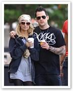Nicole and Joel split