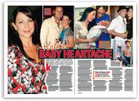 Kate Ritchie's baby heartache