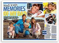 Bindi Irwin: Memories of my dad